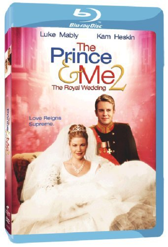 Prince & Me 2 The Royal Weddi Mably Heskin Geere Firth Rubin Blu Ray Ws Pg