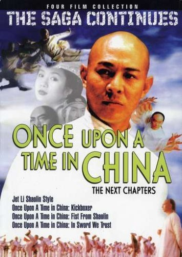 Once Upon A Time In China Nex Once Upon A Time In China Nex Nr 2 DVD