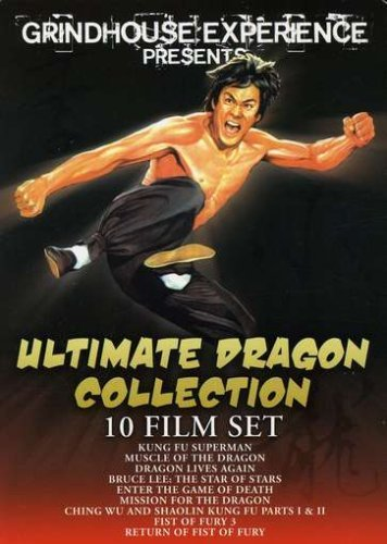 Ultimate Dragon Collection Ultimate Dragon Collection Nr 5 DVD