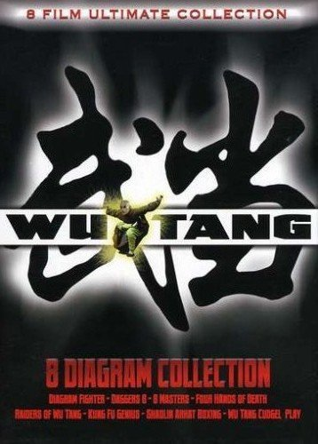 Wu Tang 8 Diagram Collection Wu Tang 8 Diagram Collection Ws Fs Nr 2 DVD