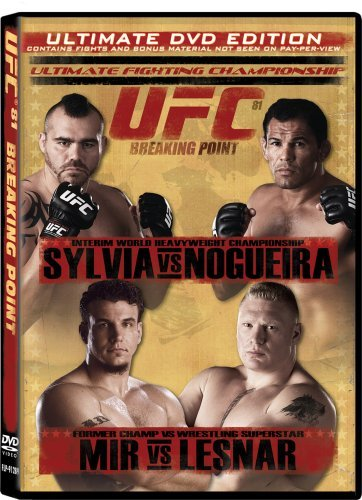 Ufc Ufc 81 Breaking Point Nr