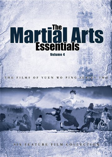 Martial Arts Essentials Vol. 4 Yuen Wo Ping Series 2 Ws Nr 4 DVD