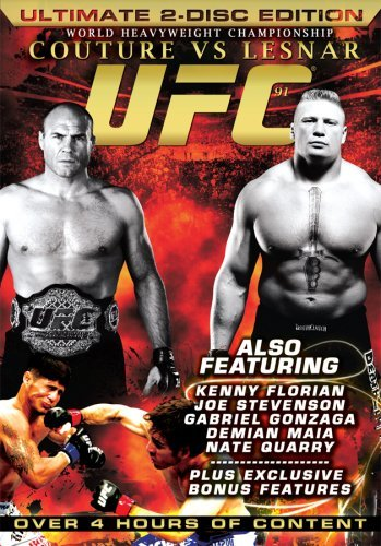 Ufc Ufc 91 Couture Vs. Lesnar Nr 2 DVD