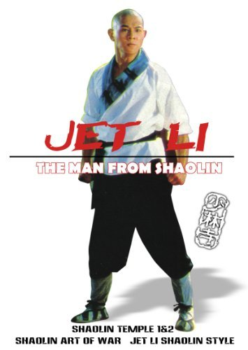 Jet Li The Man From Shaolin Li Jet Nr