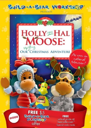 Holly & Hal Moose Our Upliftin Build A Bear Workshop Presents Nr
