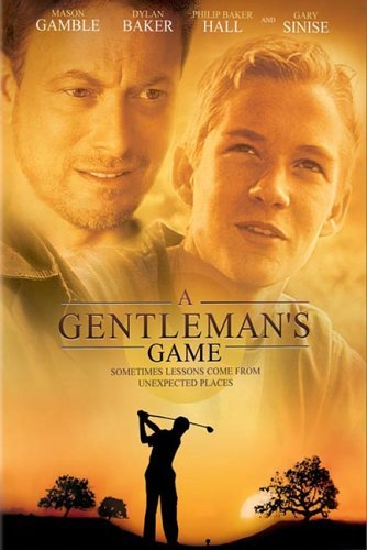 Gentleman's Game Sinise Baker Hall Gamble R