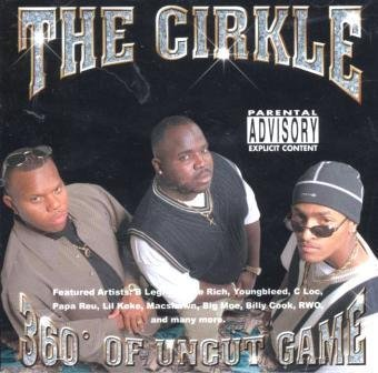 Cirkle 360 Degrees Of Uncut Game Explicit Version Feat. B Legit Papa Reu C Loc