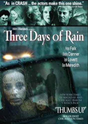 Three Days Of Rain Falk Danner Lovett Meredith R