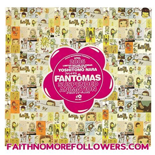 Fantomas Suspended Animation