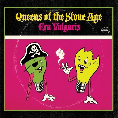 Queens Of The Stone Age Era Vulgaris 3 Lp