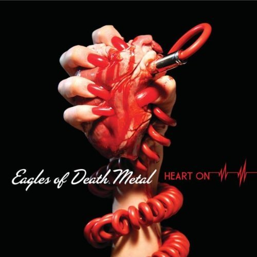 Eagles Of Death Metal Heart On 2 Lp