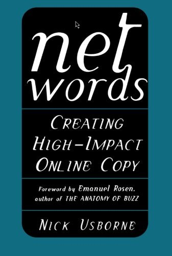 Nick Usborne Net Words Creating High Impact Online Copy