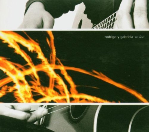 Rodrigo Y Gabriela Re Foc Import Eu