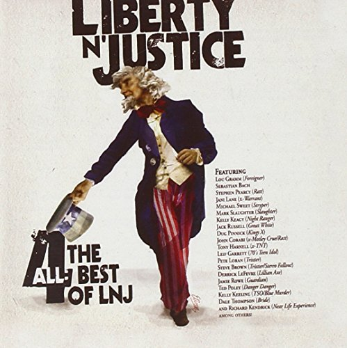 Liberty N' Justice 4 All The Best Of Lnj