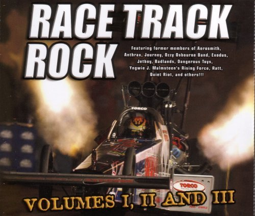Race Track Rock Race Track Rock 3 CD