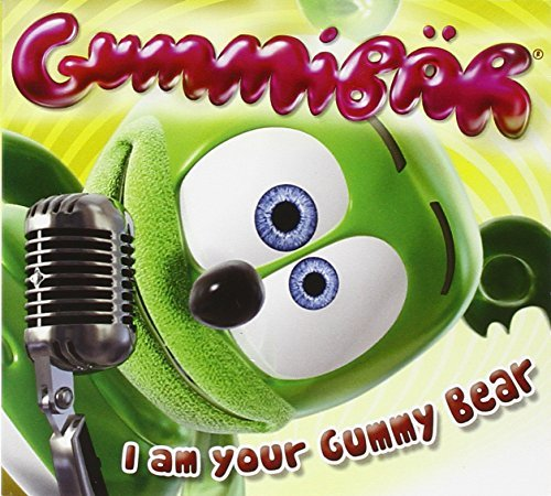 Gummibar I Am Your Gummy Bear