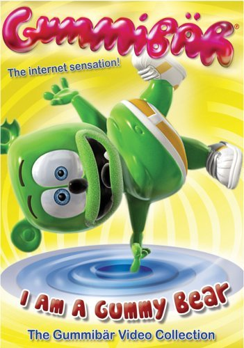 Gummib?r I Am A Gummy Bear DVD