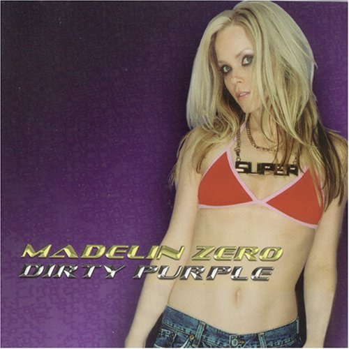 Madelin Zero Dirty Purple