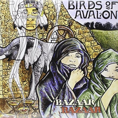 Birds Of Avalon Bazaar Bazaar 180gm Vinyl