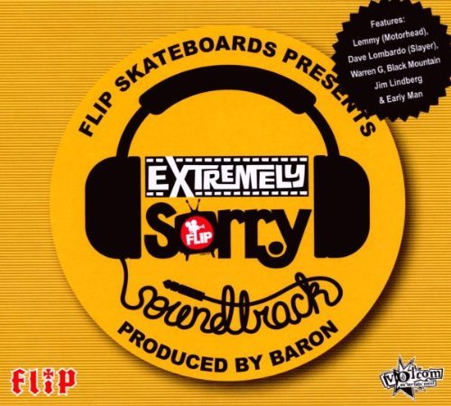 Baron Flip Skateboard's Presents Ex Soundtrack