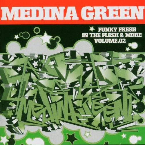 Medina Green Vol. 2 Funky Fresh In The Fles