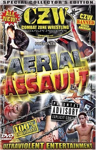 Aerial Assault Czw Combat Zone Wrestling Nr