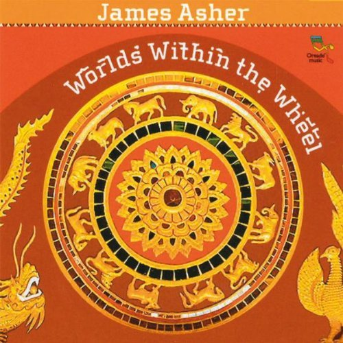 James Asher Worlds Within The Wheel