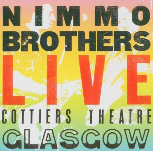 Nimmo Brothers Live Cottiers Theatre Glasgow