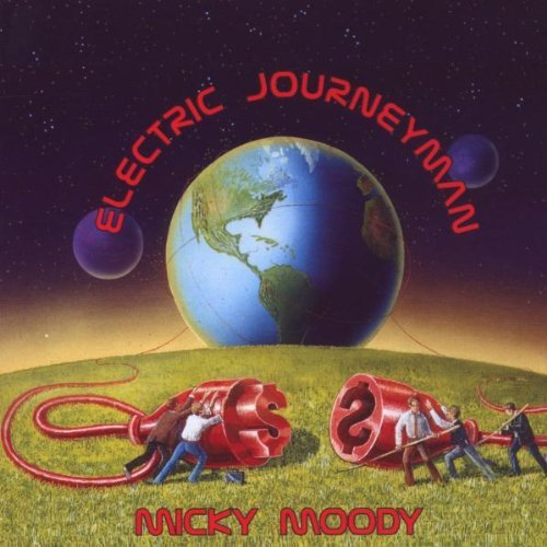 Micky Moody Electric Journeyman