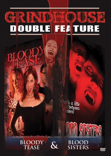 Blood Sisters Bloody Tease Grindhouse Horror Nr 2 DVD
