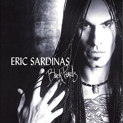 Eric Sardinas Black Pearls Digipak