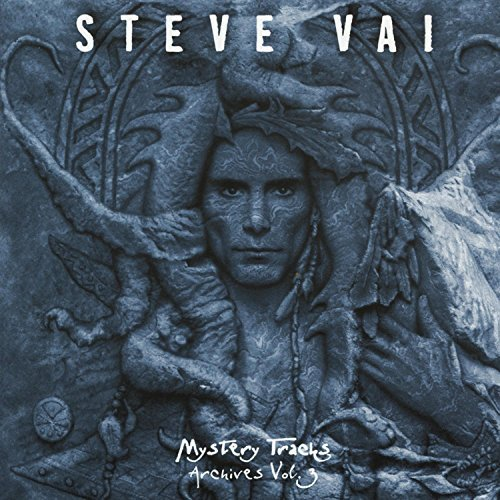 Steve Vai Vol. 3 Mystery Tracks Archives Incl. Booklet