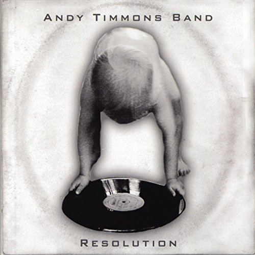 Andy Band Timmons Resolution Incl. Bonus Track