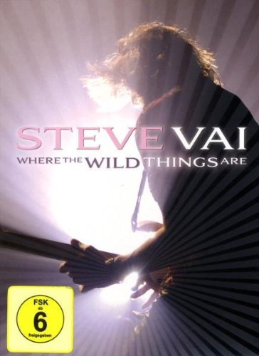 Steve Vai Where The Wild Things Are 2 DVD