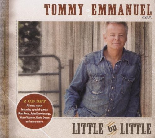 Tommy Emmanuel Little By Little 2 CD
