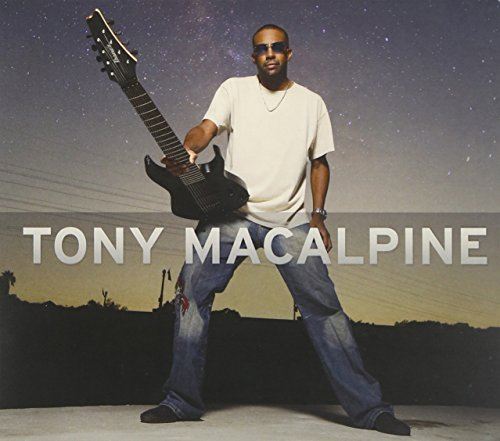 Tony Macalpine Tony Macalpine Digipak