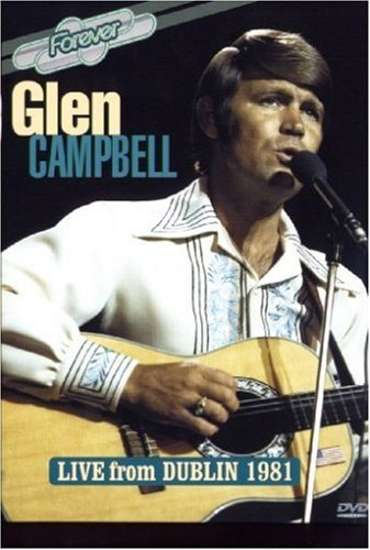 Glen Campbell Live From Dublin 1981 Import Eu Ntsc (0)
