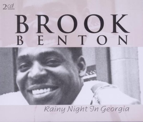 Brook Benton Rainy Night In Georgia Import Eu 2 CD