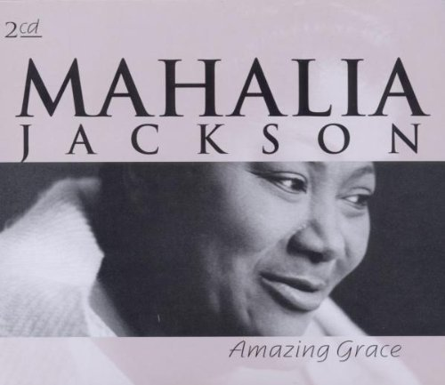 Mahalia Jackson Amazing Grace Import Eu 2 CD Set