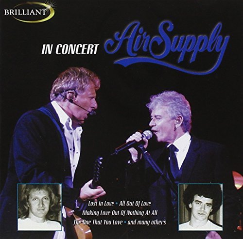 Air Supply In Concert Import Eu