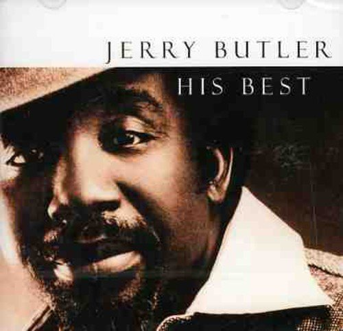 Jerry Butler His Best Import Eu