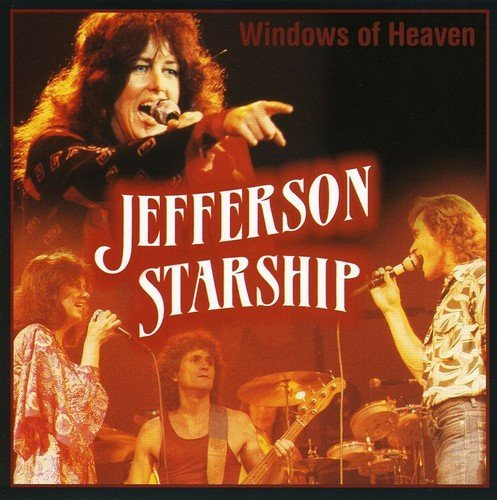 Jefferson Starship Windows Of Heaven Import Eu
