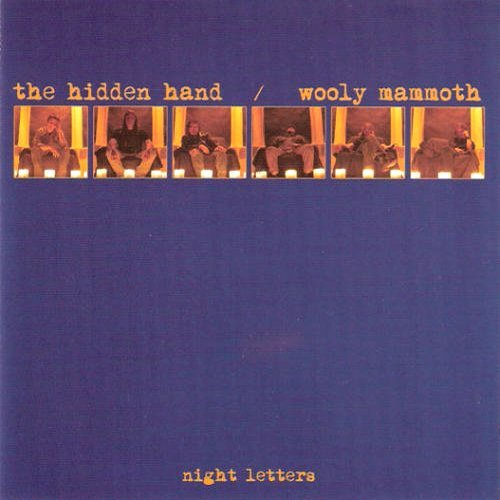 Hidden Hand Wooly Mammoth Night Letters 2 CD Set