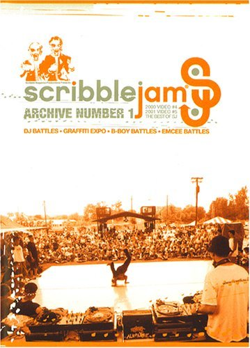 Scribble Jam Archive Number 1