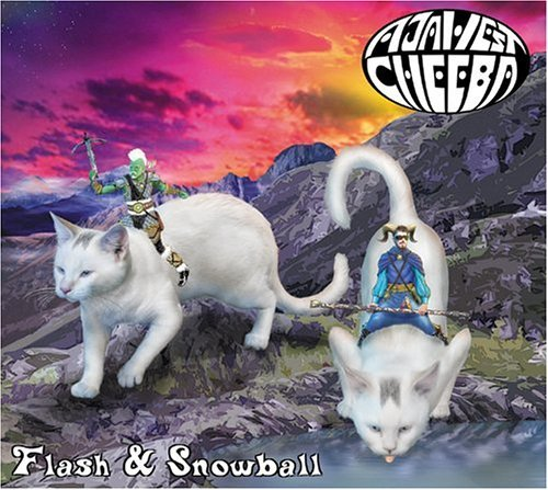Aja West & Cheeba Flash & Snowball