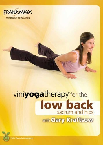 Viniyoga Yoga Therapy For The Kraftsow Gary Nr