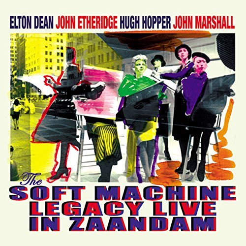 Soft Machine Legacy Live In Zaandam