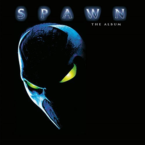 Spawn (the Album) (20th Anniv. Blue Vinyl) Soundtrack 2lp 180 Gram Vinyl Ltd To 2000