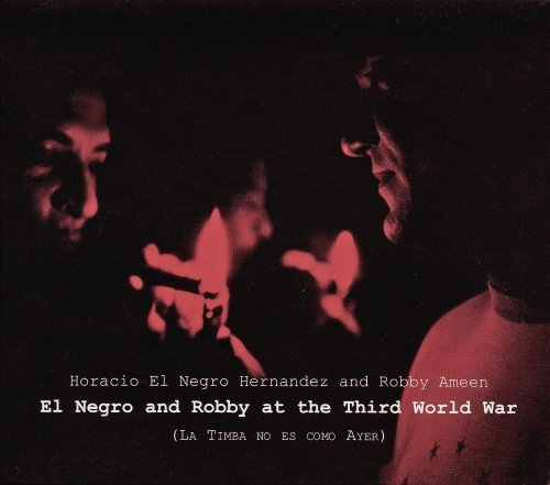 Ameen Hernandez Robby & Negro At The Third Wor