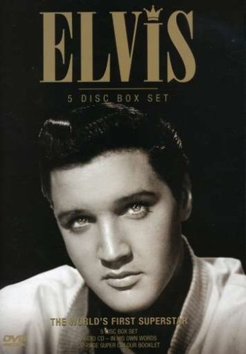 Presley Elvis Elvis Box Nr 4 DVD 1 CD